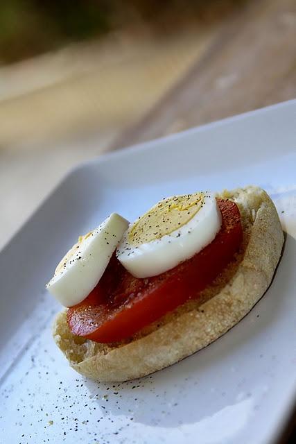 Easy 100 Calorie Breakfast