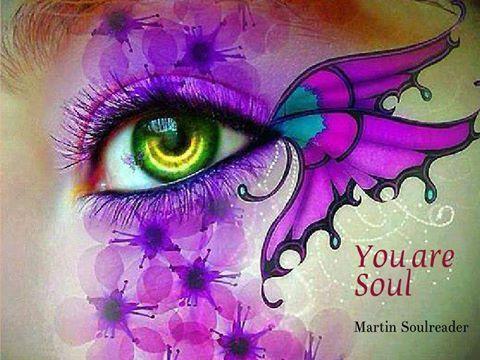 You are soul colorful art spiritual artitic