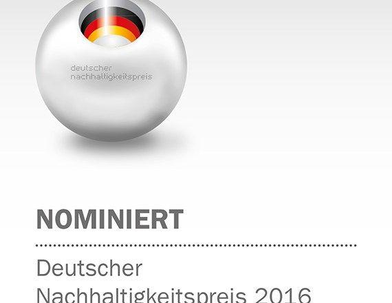 Η διάκριση της Tchibo με το γερμανικό βραβείο αειφορίας 2016! Read More http://www.solino.gr/wordpress/γερμανικό-βραβείο-αειφορίας-2016/