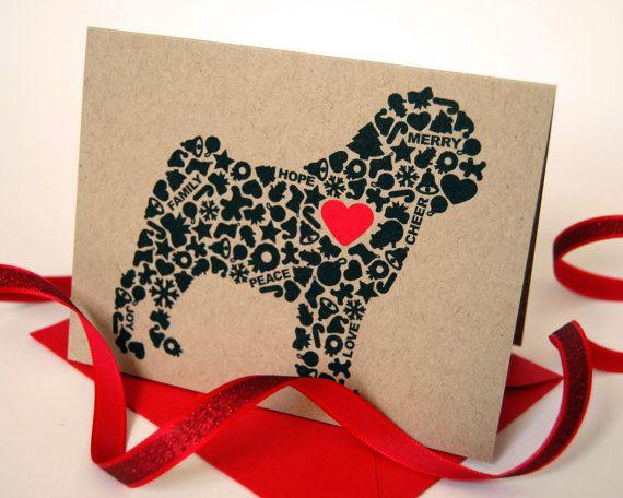 M s de 25 ideas incre bles sobre tarjetas de navidad de - Disenar tarjetas de navidad ...