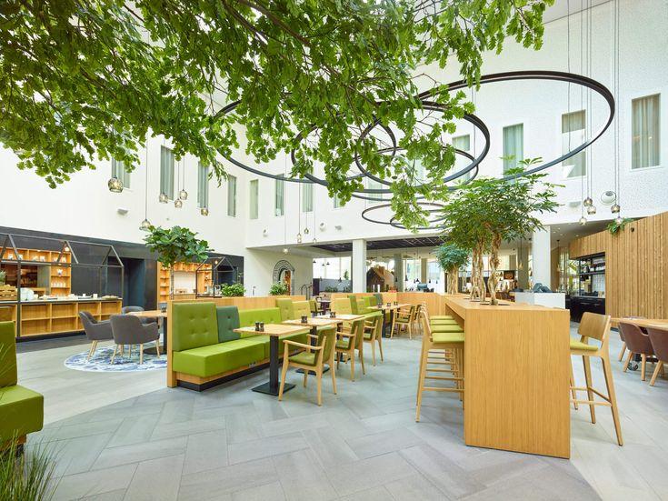Hotel Novotel Schiphol Airport, Amsterdam.