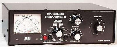 Other Ham Radio Equipment: Mfj-948 1.8-30 Mhz Antenna Tuner, 300 Watts -> BUY IT NOW ONLY: $161.15 on eBay!