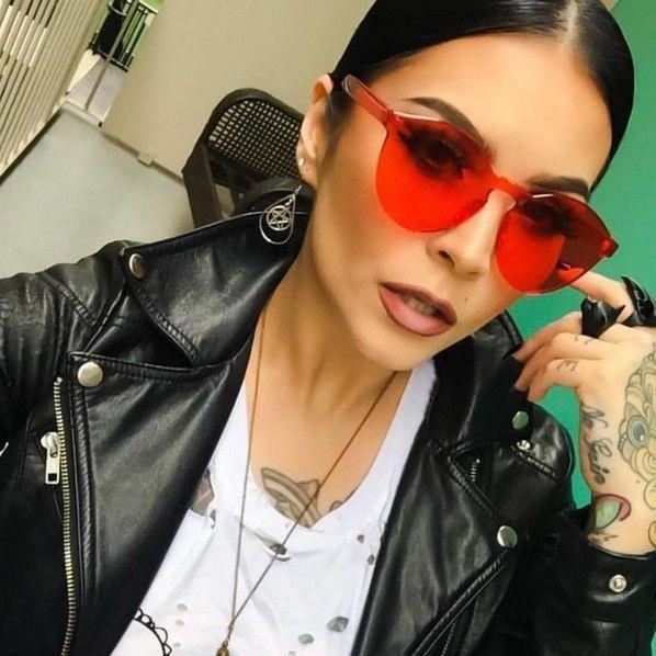 HONEY High-End-weibliche polarisierte Sonnenbrille Frühling und Sommer - hohe Qualität -6 Farben zur Auswahl ( Farbe : Tea/tea color ) a33bDjRWlj