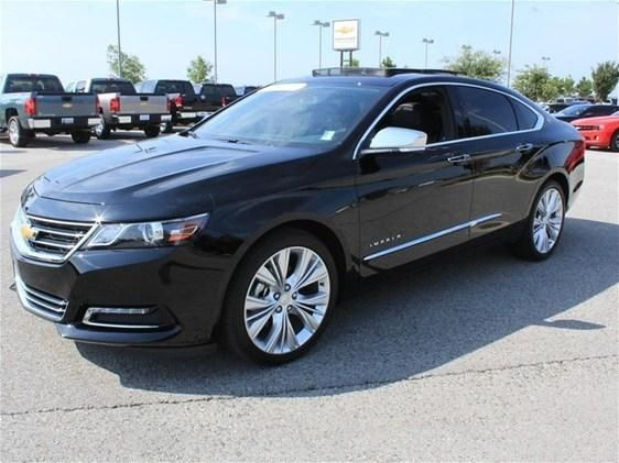 This will be my next car!! 2014 Chevy Impala!!