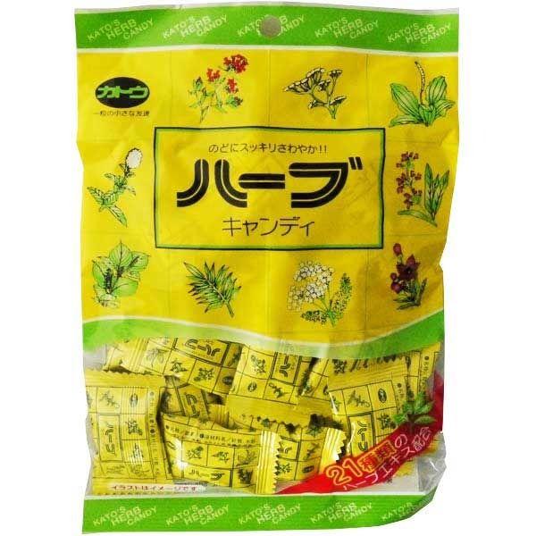 Katouseika Herb Candy (Haabu Kyandi) 140g