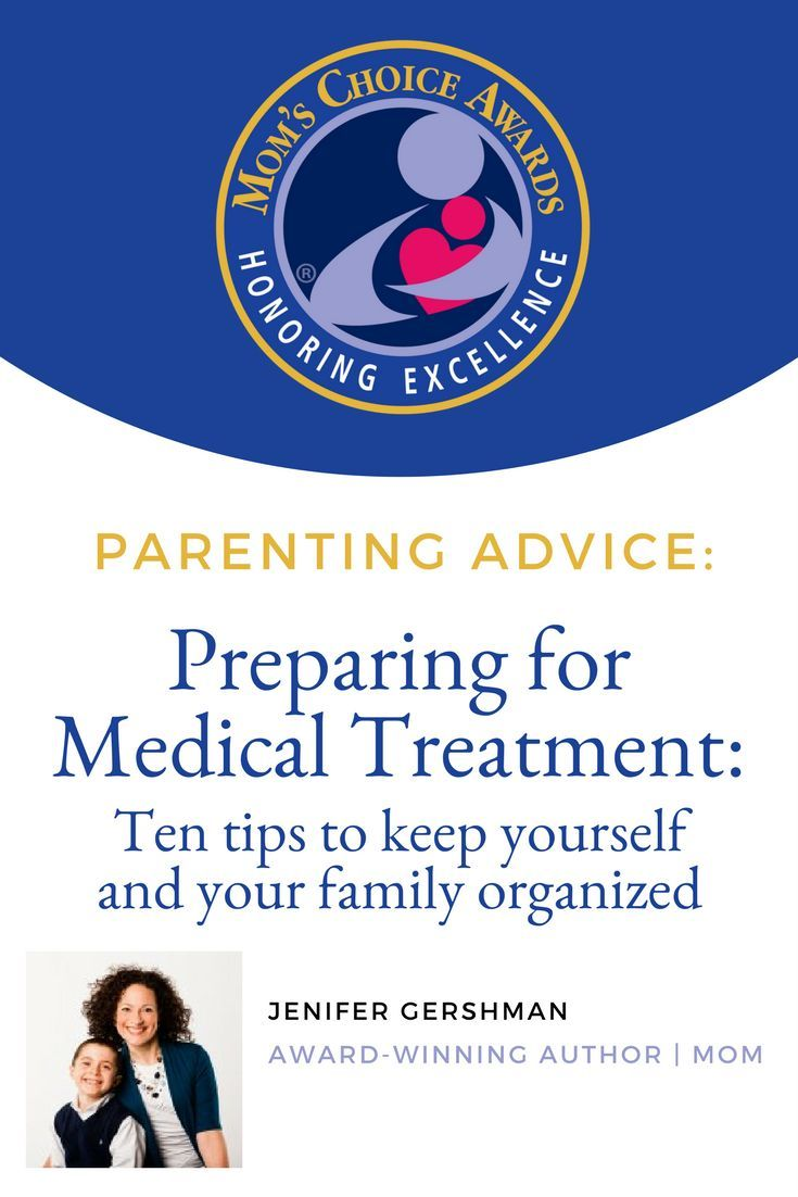 Vorbereitung auf die medizinische Behandlung: Zehn Tipps, um sich und Ihre Familie in Ordnung…