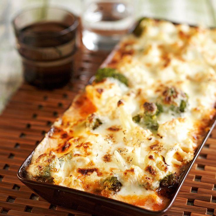 Kaali-jauhelihagratiini | K-ruoka #kaali