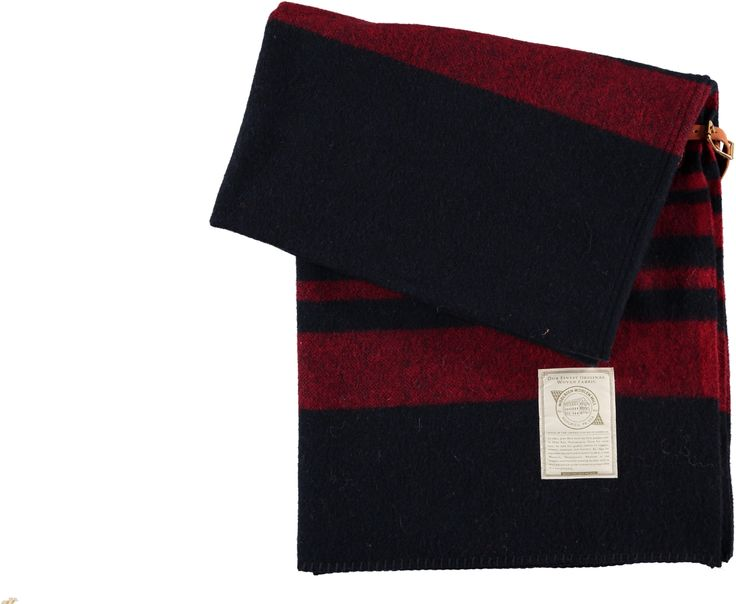 For Him: Woolrich Fireside Scarf £115.00