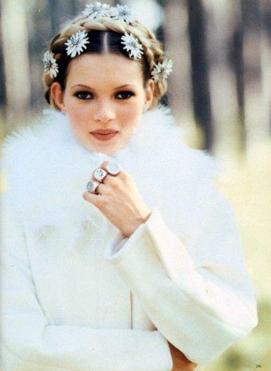 Italian Vogue, 1992