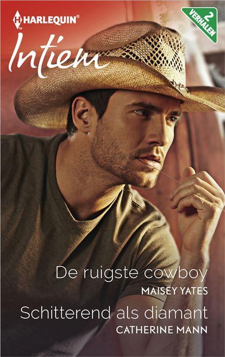 De ruigste cowboy ; Schitterend als diamant (2-in-1)  (1) DE RUIGSTE COWBOY - Copper Ridge Welkom in Copper Ridge... dé plek om een sexy cowboy tegen het lijf te lopen! Anna Brown heeft er genoeg van om altijd beschouwd te worden als one of the guys. Het is hoog tijd dat ze eens wat vrouwelijker wordt. Haar beste vriend cowboy Chase heeft veel ervaring met vrouwen en biedt aan haar te helpen. Maar zodra haar transformatie tot sexy vrouw compleet is wordt ze wel érg nerveus van de blikken die…