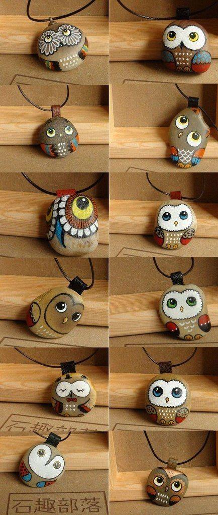 Рисуем на камушках SKRMASTER.KZ — Handmade Казахстана