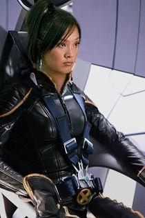 Kea Wong / Jubi... X Men Evolution Jubilee