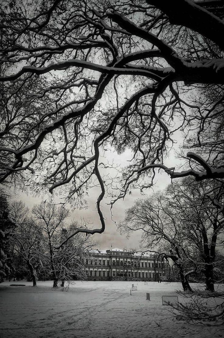 Villa Reale Monza - Italy by Antonio Romano on 500px