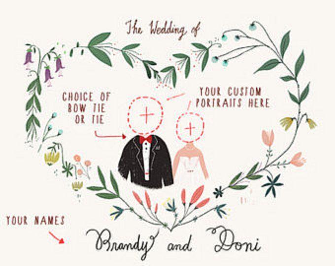 TENGA EN CUENTA:  Por favor espere 3 semanas para el artista completar la tarjeta de boda de encargo del retrato.  La orden de acometida está disponible a petición - $100 cuota de rush, tiempo de respuesta de 5 días. >>>>>>>>>>>>>>>>>>>>>>>>>>>>>>>>>>>>>>>>>>>>>>>>>>>>>>>>>>>>>>>>>>>>>>...