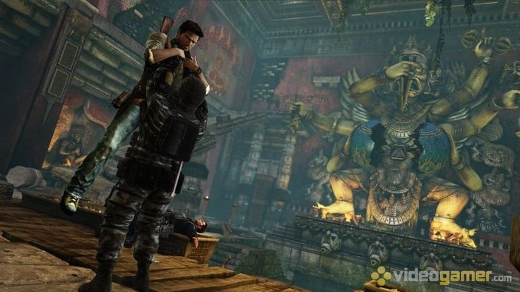 Uncharted 2: Among Thieves Screenshots - VideoGamer.com