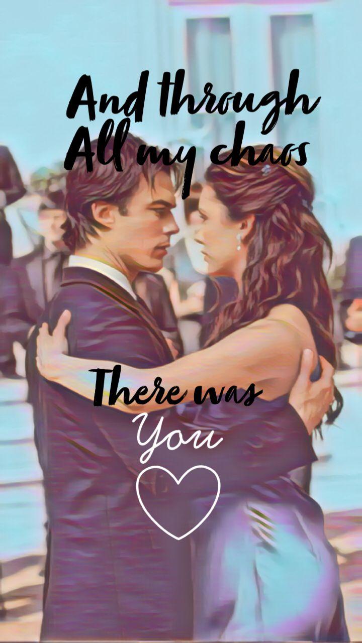gjør Elena dating Damon vampyr dagbøker hekte nettsteder Kingston