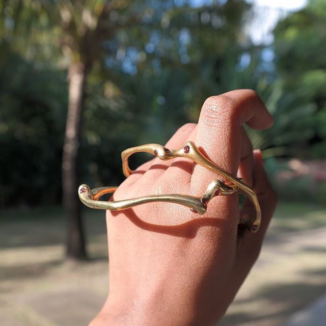 The Quintessential Root Bangles, are a  hit all around!    www.nagicia.com