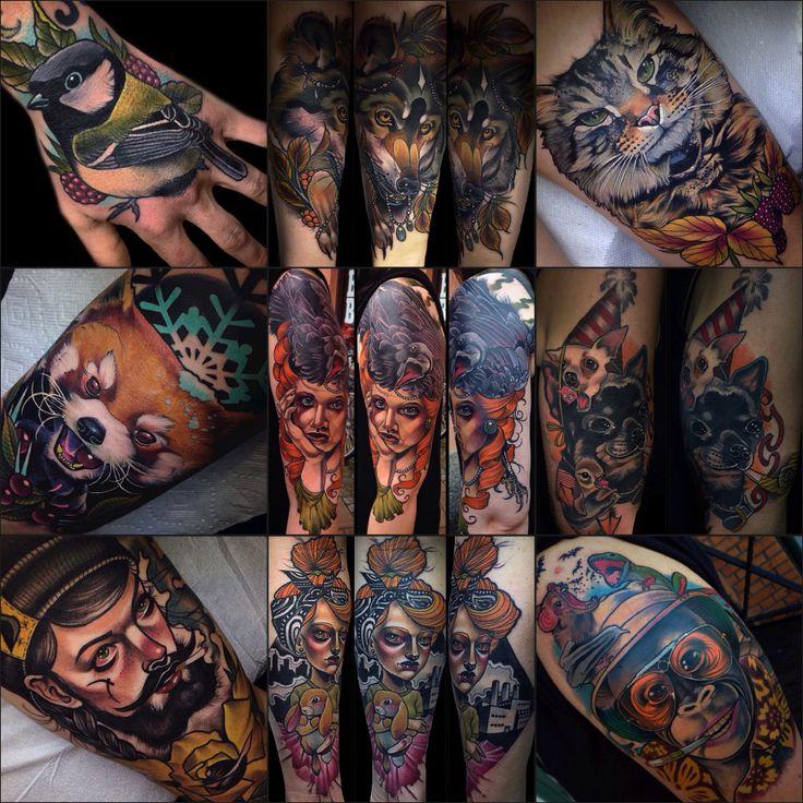 Tatuerare | BläckByrån