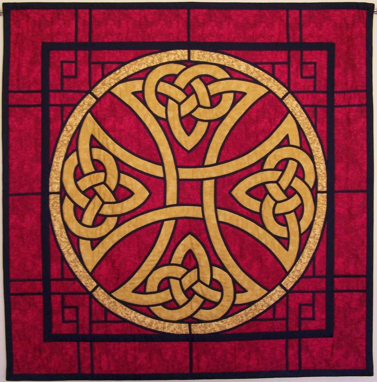 Celtic Quilt Patterns | Celtic Quilting Patterns                                                                                                                                                     More