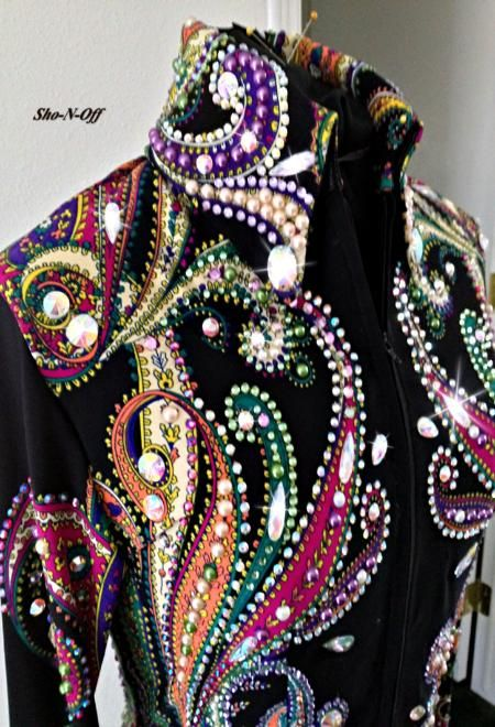 HORSE SHOW CLOTHING, WESTERN HORSE SHOW APPAREL-SHO-N-OFF