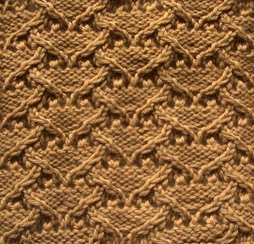 Knitting Stitches Per Inch Needle Size : 17 Best images about Knitting Stitches on Pinterest Ribs, Knit patterns and...