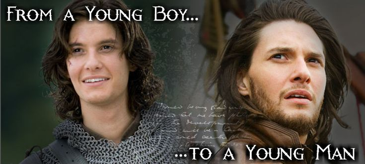 King Caspian; From a Young Boy to a Young Man {Graphic made by Evelyn Ashby/Ivory from www.ivorycat.weebly.com}