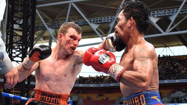 #Boxeo: La OMB revisará el puntaje de la pelea Pacquiao-Horn