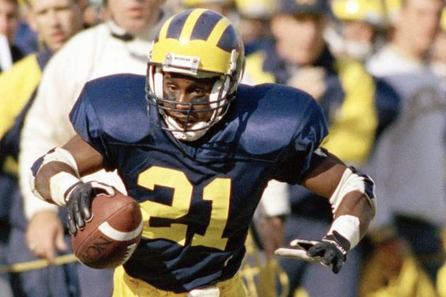 Michigan Football: The 5 Best Moments for the Wolverines from 'The Game'