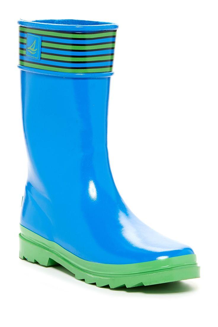 Sperry  Pelican Rain Boot Little Kid  Big Kid  Rain -7176