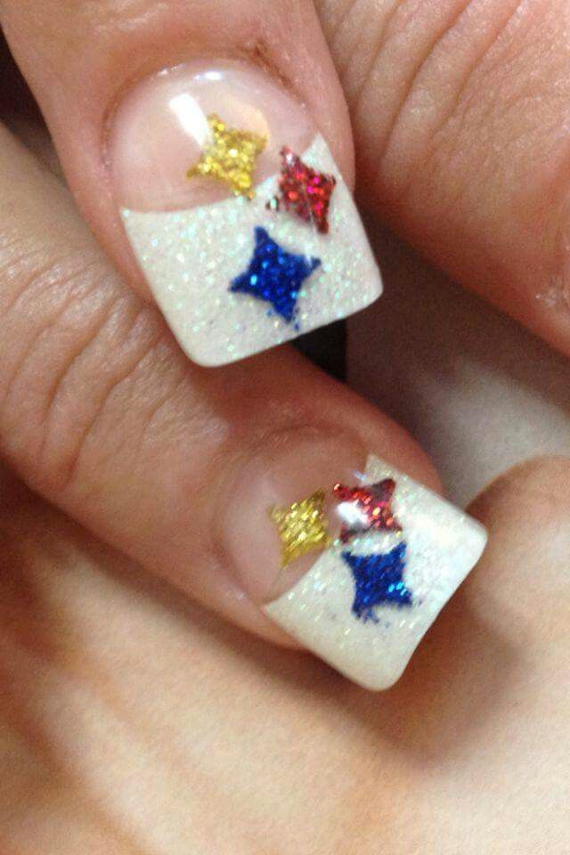 24 best Steelers Nail Designs images on Pinterest ...