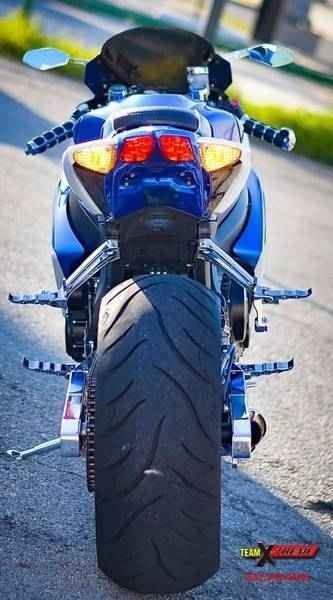 Used 2009 Suzuki GSX-R750K9 Motorcycles For Sale in Texas,TX. 2009 Suzuki GSX-R750K9, RANKED #1 DEALERSHIP IN HOUSTON FOR CREDIT CHALLENGED CUSTOMERS! ONE OUT OF TOP FIVE IN TEXAS! WE FINANCE ALL KINDS OF CREDIT GOOD CREDIT, BAD CREDIT, NO CREDIT..... NO PROBLEM! BANKRUPTCY, DELINQUENCIES, REPOS-- NO PROBLEM! WE CAN FINANCE YOU! WE ALSO TAKE ALL CREDIT AND DEBIT CARDS! SERIOUS INQUIRIES ONLY! 2009 SUZUKI - GSXR750K9 - CUSTOM 10449 MILES BROCKS EXHAUST 240-40 18 BACK TIRE! FENDER ELIMINATOR…