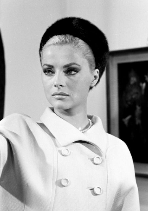Virna Lisi, The Italian Actress With The Noble Morality.