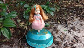 Kathleen Barbie en Las 12 Princesas Bailarinas