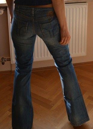 Kaufe meinen Artikel bei #Kleiderkreisel http://www.kleiderkreisel.de/damenmode/jeans/127756926-miss-sixty-jeans-big-love-gr27