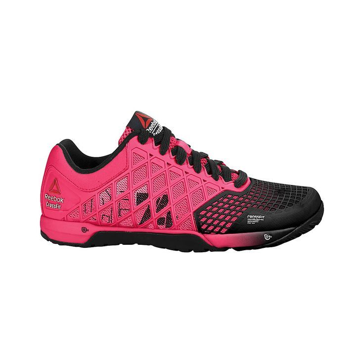 Take your CrossFit workouts to the next level with the latest edition of Reeboks most versatile training shoe, the Womens Reebok CrossFit Nano 4