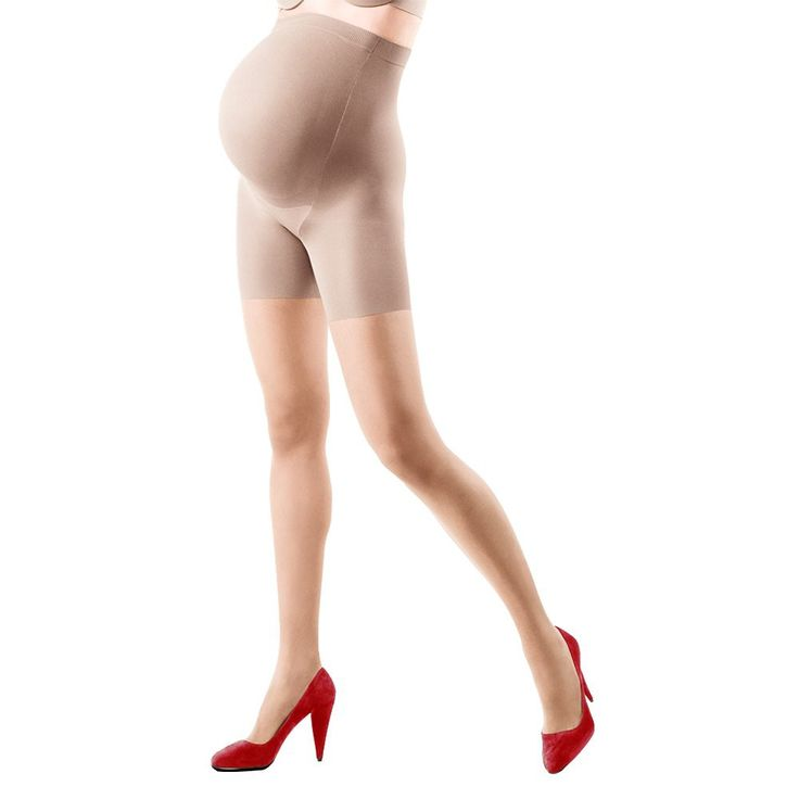 Assets by Sara Blakely a Spanx Women's Maternity Perfect Pantyhose -