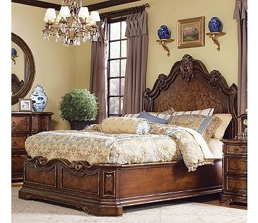 Hooker Furniture Beladora Platform Bed