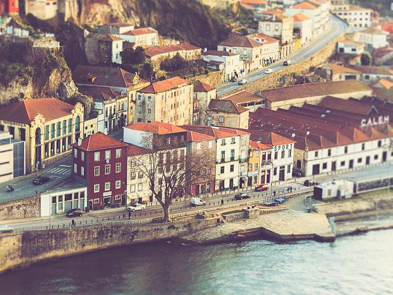 Porto Photography Gifts for wine lovers Travel Print