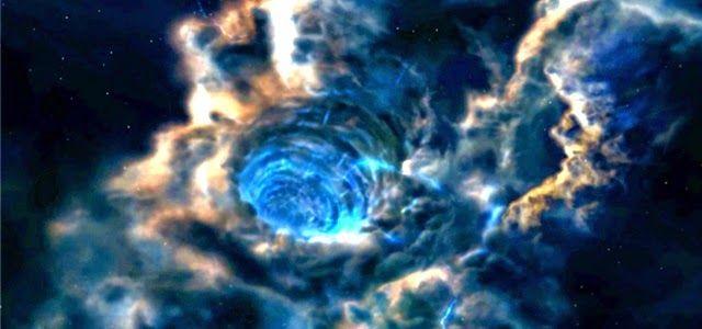 Hipernovas: Buracos de Minhoca - Atalhos Através do Espaço-Tempo [Artigo]