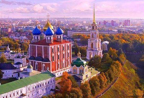 Рязанский кремль. У нас есть что посмотреть