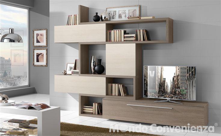 Soggiorno Step - Mondo Convenienza | Casa Dolce Casa | Pinterest ...