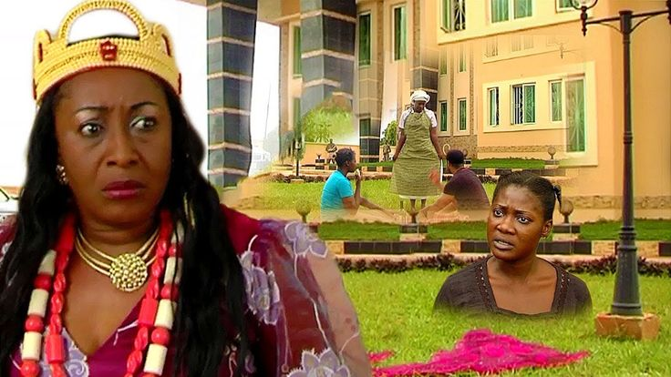 LOVE STORY OF THE OUTCAST SLAVE AND THE PRINCE- Latest Nigerian Movies 2...
