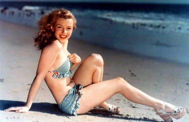 Marilyn Monroe'nun Dünyanın En Popüler Seks İkonu Olmadan Önceki Hallerinden 21 Kare