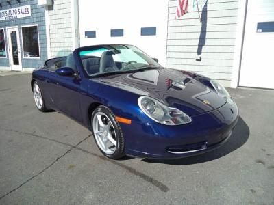 2001 Porsche 911 Carrera 4 Cabriolet For Sale In Kingston | Cars.com