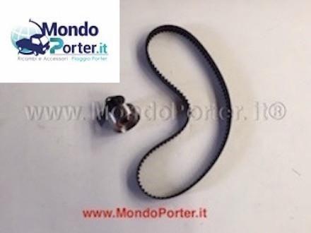 Kit distribuzione Piaggio Porter 1.4 Diesel Simile al  493070 - Mondo Porter
