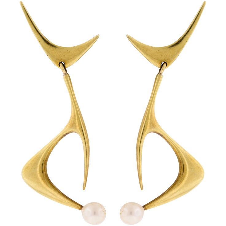 Ed Wiener Earrings