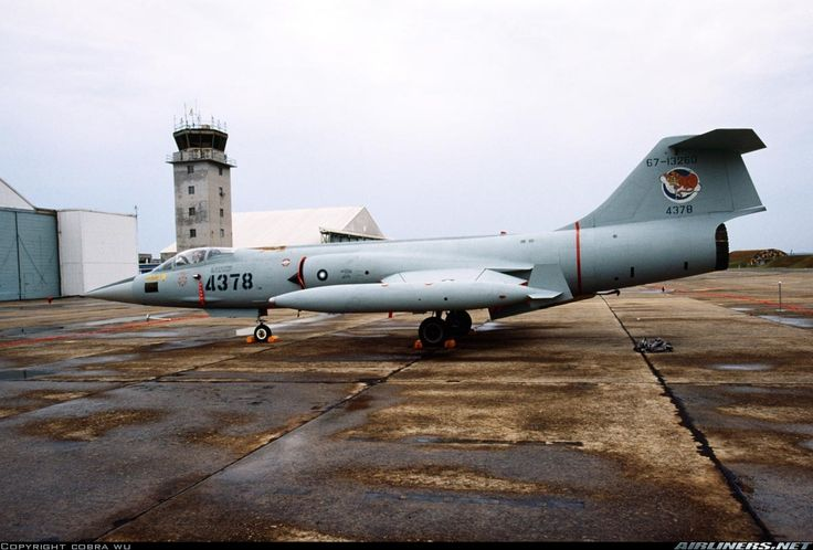 Lockheed F-104G Starfighter - Taiwan - Air Force | Aviation Photo #4112549 | Airliners.net