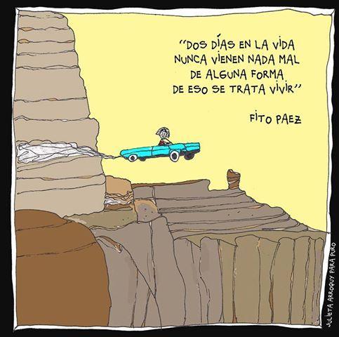 Dos días en la vida - Fito Páez