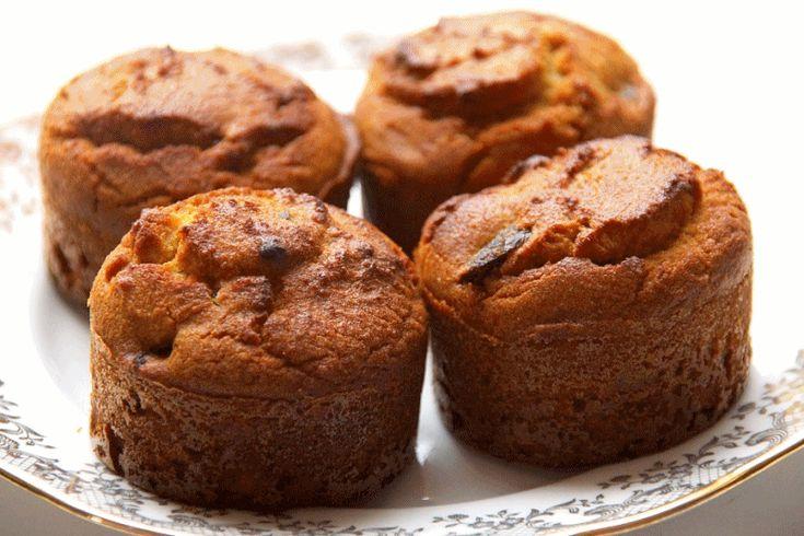 Muffins à la farine de quinoa IG bas
