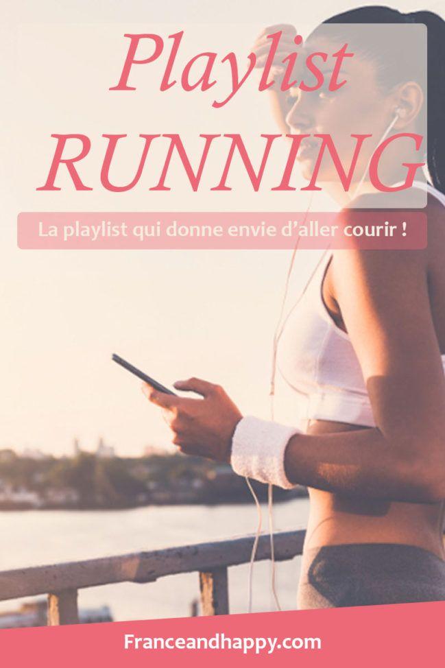 Playlist running pour avoir toujours envie d'aller courir !